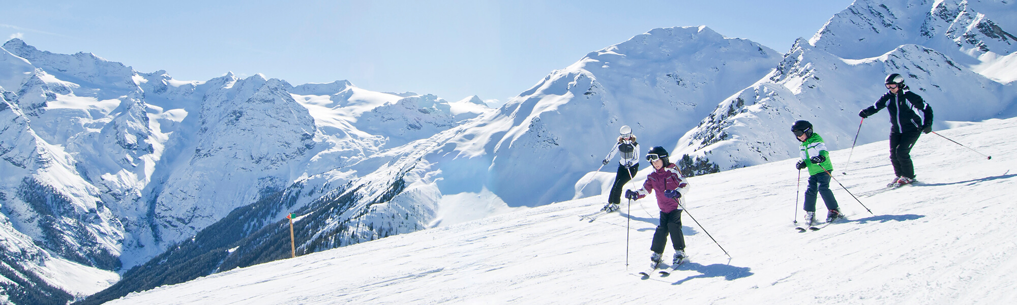 Hotel Elisabeth - Skiing on the Plan de Corones